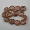 Copper Brown Mix Glass Lampwork Beads
