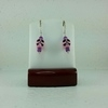 Light Pink Sugar Skull Earrings