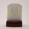 Light Jonquil Drop Earrings